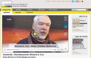 Richard Cox Video nrwvision